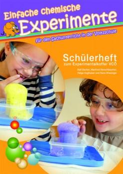 Experimentierheft zum VCÖ-Volksschul-Experimentier-Set (Schülerheft)