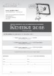 KEMIKA - Kalender 2018